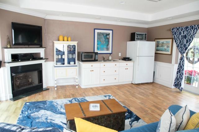 Peace River House Punta Gorda Living Room