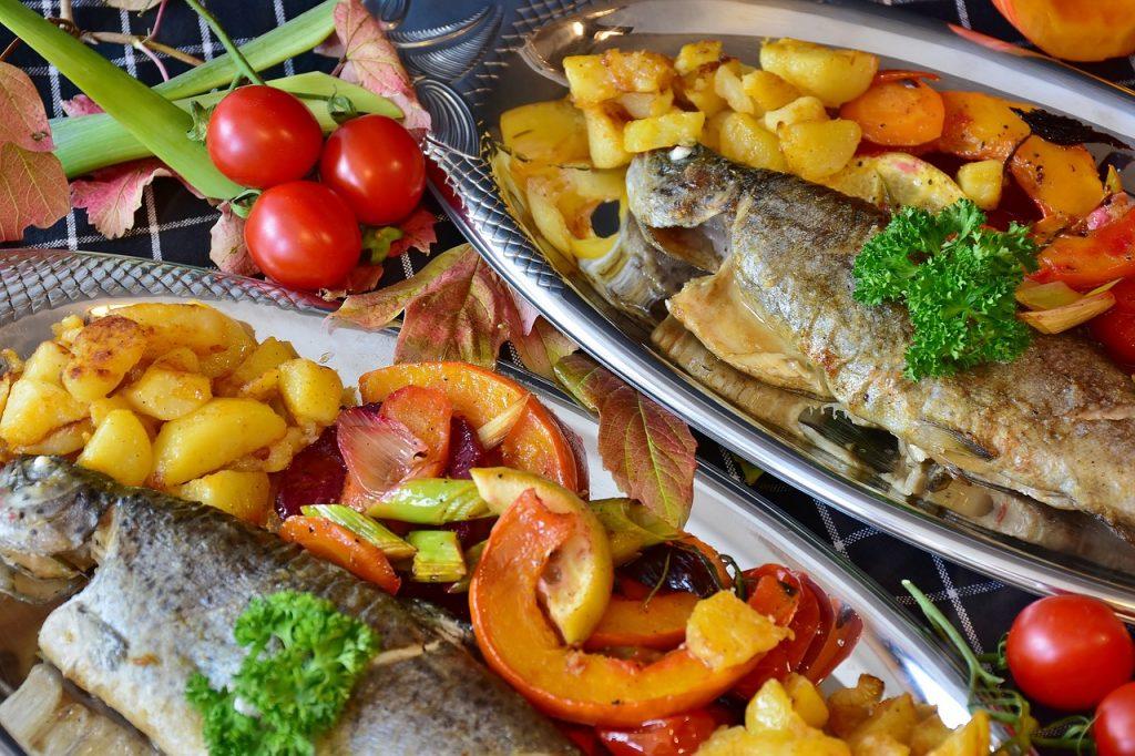 Peace River house Punta Gorda Farmer's Market Fruit Vegetables Trout