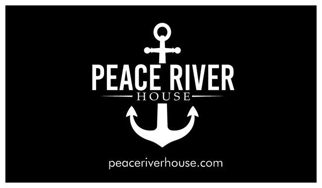 Peace River House Punta Gorda Business Card